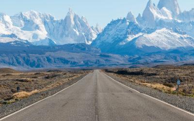 El Chaltén e o Trekking para o Glaciar e Lago Huemul