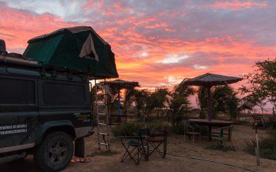 O guia definitivo de campings no Peru